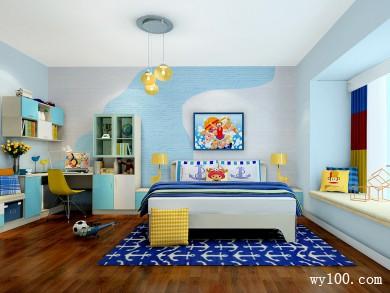 25-30�O儿童房装修效果图