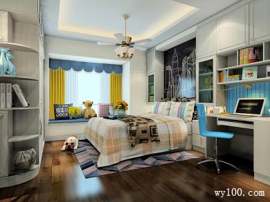 卧室设计图 14�O美观且增加收纳功能 title=