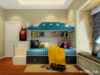 10-15㎡儿童房装修效果图