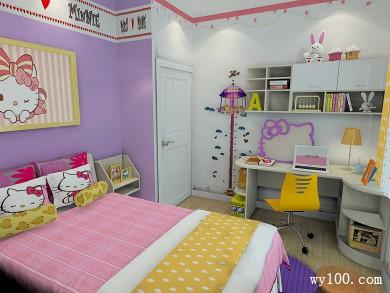 5-10�O儿童房装修效果图