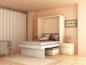 新颖隐形床设计