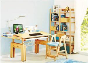 安全保护儿童学习桌