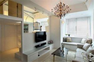 公寓小户型大空间