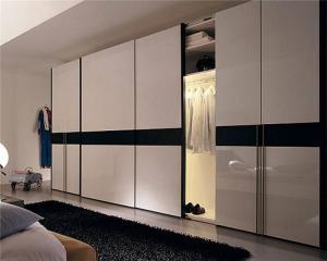 现代简约衣柜图片欣赏