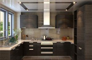 好看简单厨房橱柜