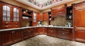 中式整体厨柜