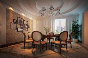 新古典风格家庭餐厅