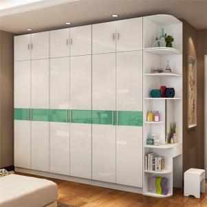 现代衣柜设计图