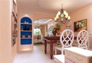 地中海小户型家庭装修