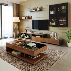 客厅茶几组合电视柜