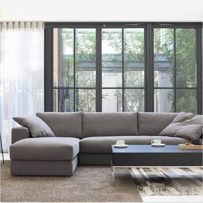 可拆洗的休闲沙发