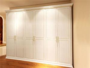 韩板式平开门衣柜
