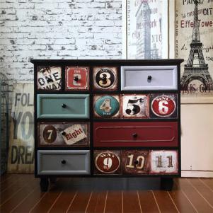 古典欧式装饰柜