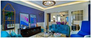 创意家庭装饰电视背景墙