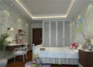 小空间儿童房设计装修