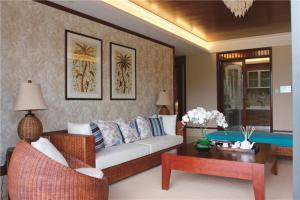 简易中式客厅家具