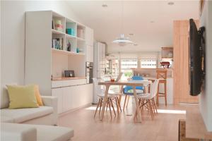 客厅开放式小书房装修风格