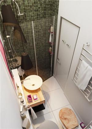 小户型设计卫生间设计