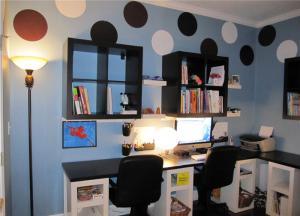 家用小书房装修风格