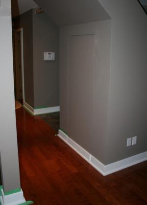 储藏室家装隐形门