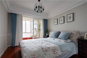 时尚卧室飘窗设计