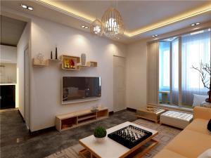 客厅电视柜设计