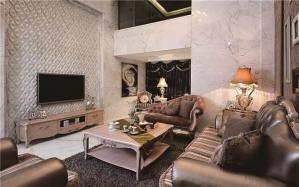 时尚客厅欧式电视柜