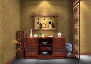 公寓式中式鞋柜