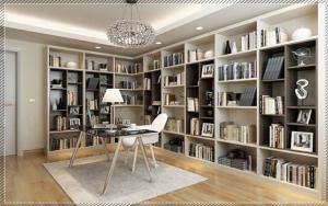 创意简约折叠书柜