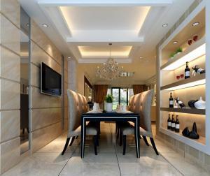 现代家具酒柜