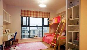 儿童房装修儿童书房装修设计