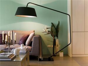 小户型装修实例创意灯具