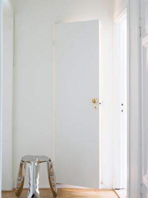 玄关家装隐形门设计