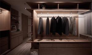 衣帽间整体衣柜定制