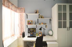 组合多功能书桌