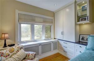 小户型卧室飘窗装修效果图