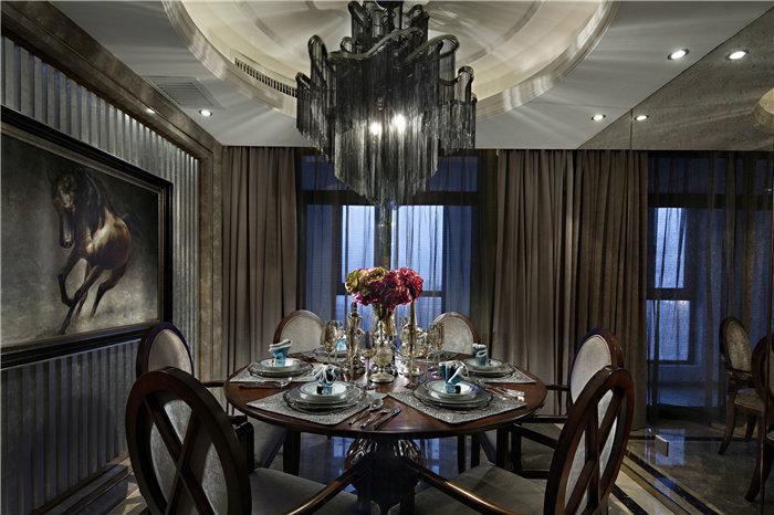 欧式装修奢华客厅
