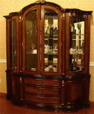 古典别墅欧式酒柜