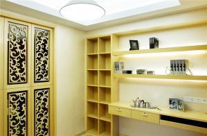 日式小书房书柜