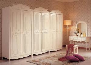 现代欧式家具衣柜