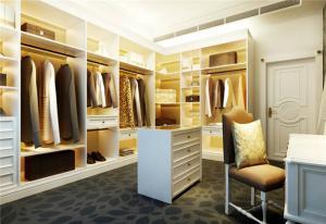 衣柜设计图欣赏