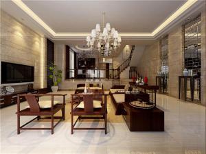 中式沙发设计