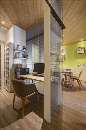 35平小户型装修书房设计