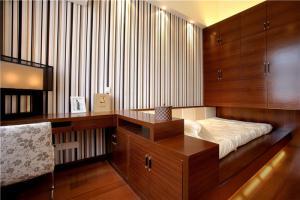 中式风格现代榻榻米房间