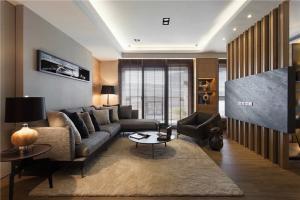 客厅电视墙效果图装修