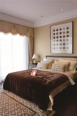 现代家装飘窗设计效果图