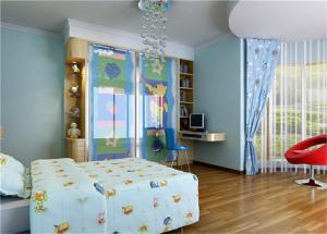 国外儿童房设计