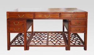 唐朝中式书桌