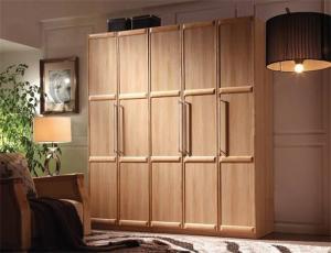 公寓型新中式衣柜