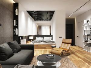 公寓式小户型室内设计